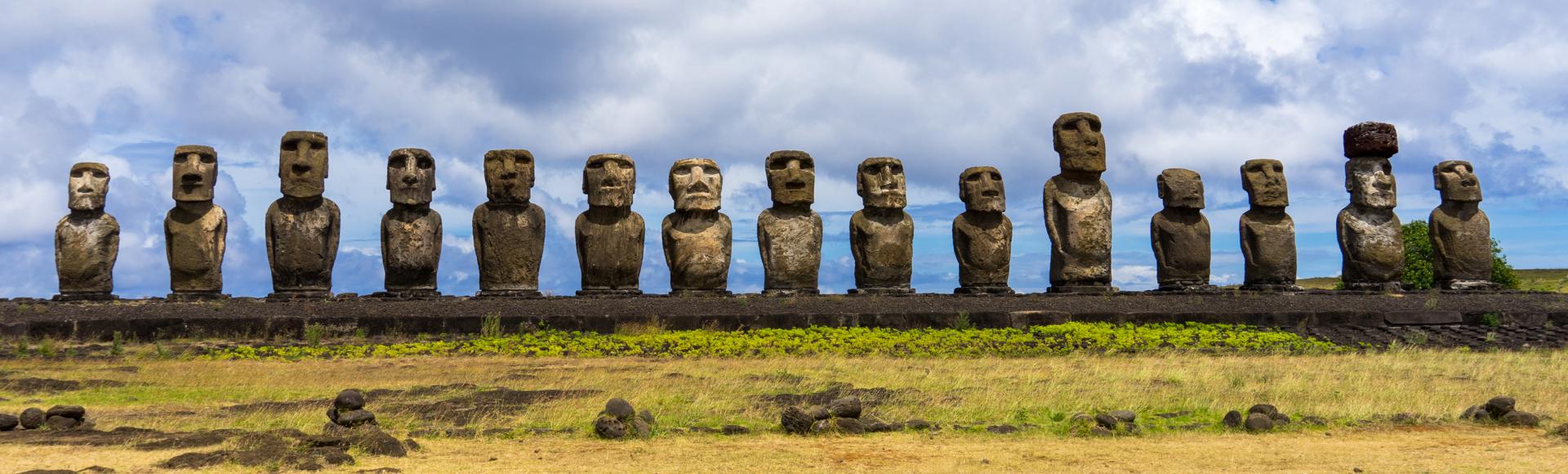 Moais, Rapa Nui (Easter Island)